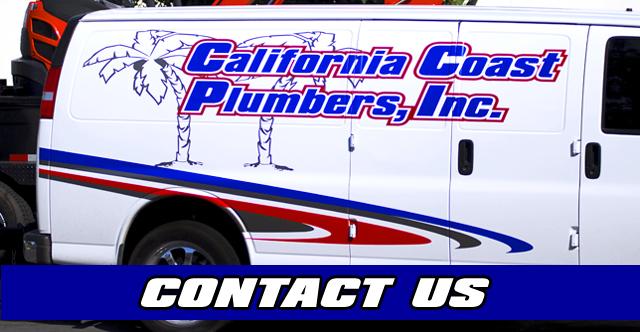 Contact California Coast Plumbers